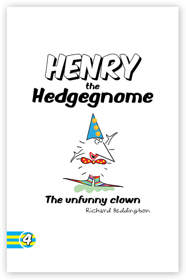 Henry the Hedgegnome has a busy day - Paperback
