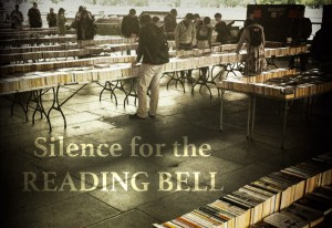 A bell – The perfect reading aid?