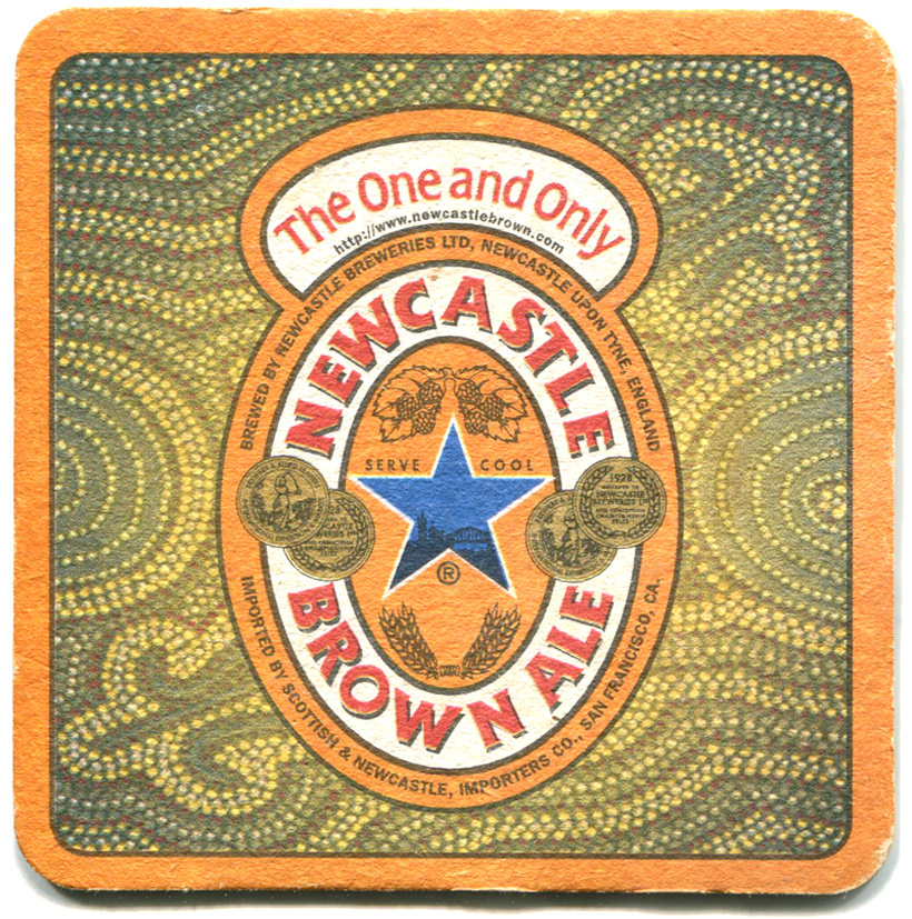 newcastle brown ale photo