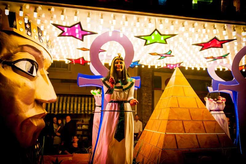 Carnivore-carnival-Egypt-float