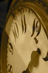 Put the clocks back