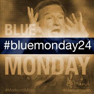 Blue Monday #bluemonday24