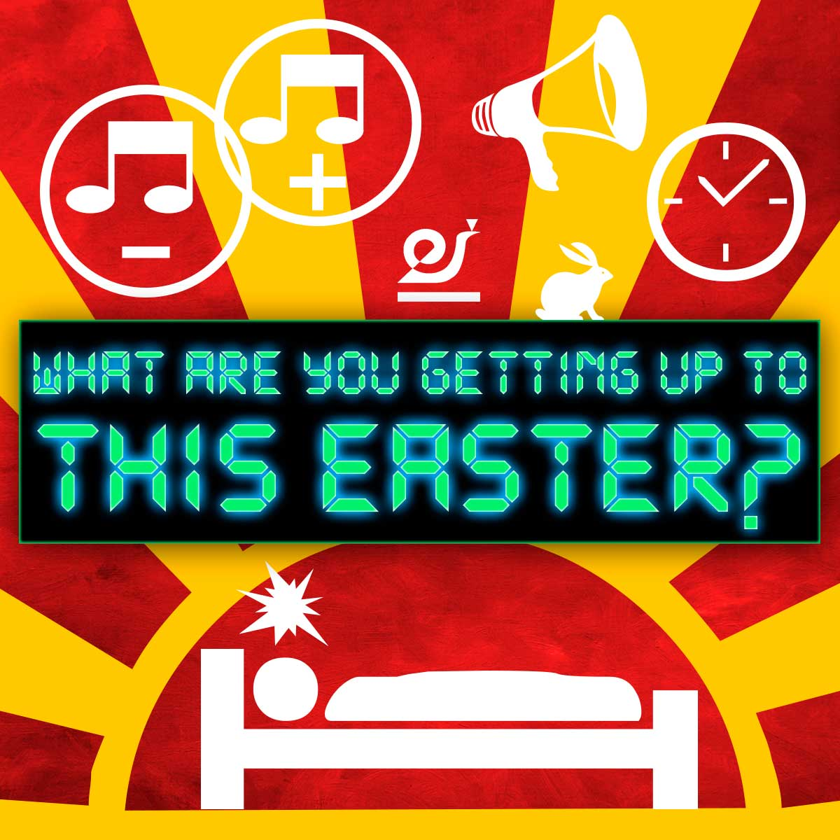 What are you getting up to this Easter?