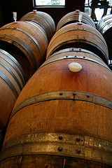 cider barrel photo