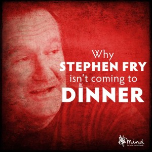 Stephen Fry Mind Dinner Feature