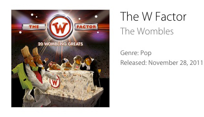 The Wombles W Factor