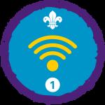 Cubs badge - digital life