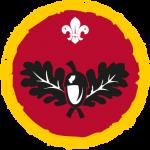 Cubs badge - Nature