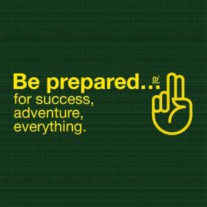 Be prepared Feature