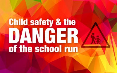 Child safety and the danger of the school run.