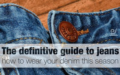The definitive guide to jeans – how to wear your denim this season.